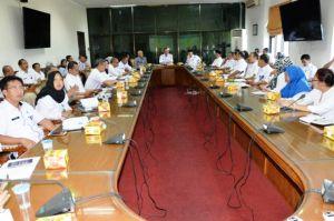 Ombudsman Sebut Pelayanan Publik Disdik dan Nakertrans Provinsi Jambi Merah