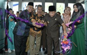 Bupati Potong Pita Grand Opening RS M2C, Rotani: Ini Pengabdian untuk Merangin