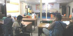 Hari Terakhir Pendaftaran di KPU Bungo, Bacaleg Partai Garuda Tereleminasi