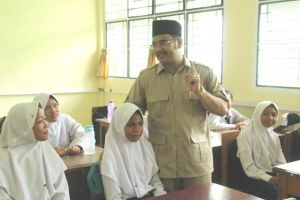Tahun Ajaran Baru, SAH Dorong Perbaikan Pembelajaran Di Sekolah