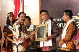 Raih Penghargaan Wonderful Indonesia Tourism Award, Komitmen Fasha Bangun Pariwisata di Kota Jambi