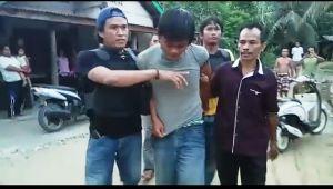 Pelaku Pembunuhan Anak Kandung Berhasil Diringkus Polres Tebo