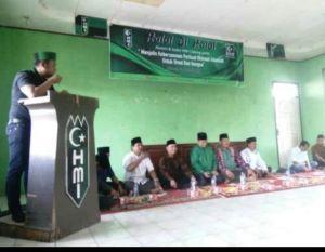 Gelar Halal Bihalal dengan Kader dan Alumni, Bayu: Bukan Hanya Silaturahmi tapi Juga Bangun Sinergi