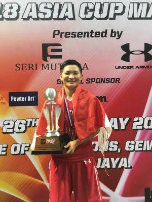 Hebat...Atlet Basket Putri Asal Jambi Ini Perkuat Timnas di Asian Games