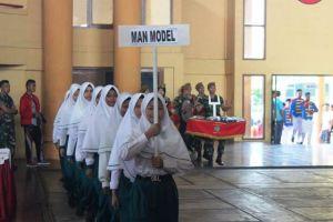 Ini Para Juara Festival Baris-berbaris tingkat SMA/SMK/MAN Kota Jambi