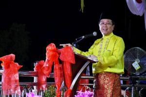 Pembukaan MTQ Ke 48 Tingkat Provinsi Jambi Di Kabupaten Batang Hari Sukses dan Meriah