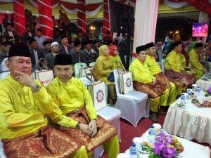 Wako AJB hadiri Pembukaan MTQ Ke 48 Tingkat Provinsi Jambi