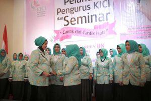 Ketua dan Pengurus KICI Jambi Resmi Dilantik, Begini Komitmennya Kepada Kaum Ibu-Ibu di Jambi