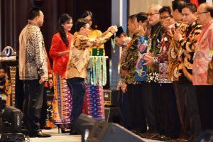 Fachrori Raih Penghargaan Pembina K3 Dari Kementerian Ketenagakerjaan