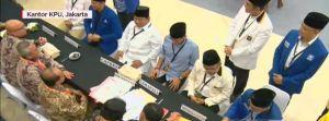 Resmi Mendaftar di KPU RI, Ini Pidato Prabowo