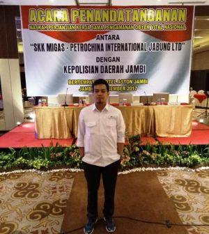SKK Migas dan FJM Jambi  Gelar Workshop Peningkatan SDM di Bangka