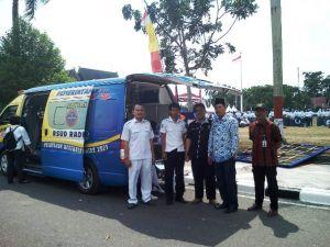 Tim Medis dan Ambulance RSUD Raden Mattaher Jambi Disiagakan, drg Iwan : Merdeka