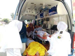 Baru Dimulai, Dua Mahasiswa Jatuh Pingsan saat Upacara HUT RI di Lapangan Kantor Gubernur Jambi