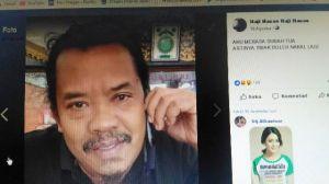 Haji Hasan, Aktivis yang Dikenal Vokal Kritik Kebijakan Pemerintah Ini Tutup Usia