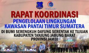 Besok, Pemerintah Tanjung Jabung Barat dan Kemenko Maritim Gelar Rakor Mirip ILC