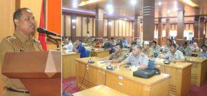Pj Bupati Merangin Buka Workshop PRKB untuk Tanggulangi Bencana Secara Terstruktur dan Cepat