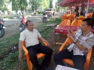 Gara-gara Diancam, Warga Laporkan Kades dan Anggota BPD Simpang Limbur