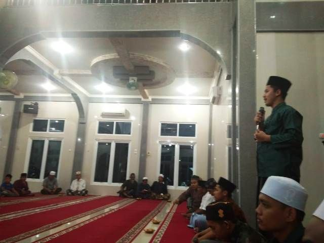 Remaja Masjid Nurul Iman Srikayangan Gelar Berbagai Lomba