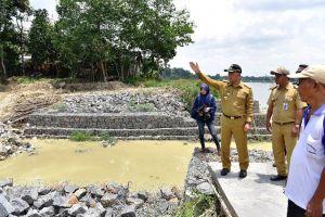 Harapkan Dukungan Masyarakat Bangun Wisata Kota Jambi, Walikota Sidak Danau Sipin dan Proyek Fisik