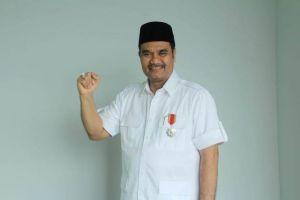 Ditanya Target Pemilu, SAH Optimis Dengan Kerja Keras dan Berdoa Untuk Prabowo Subianto Presiden