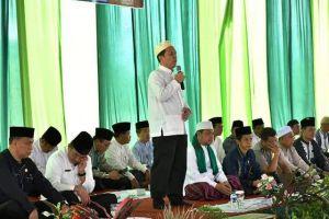 Bupati Hadiri Peringatan Tahun Baru Islam Tingkat Kabupaten Batang Hari Tahun 2018