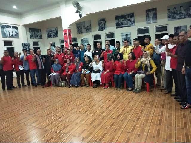 Koalisi Jokowi-Ma'ruf saat rapat perdana