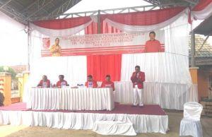 Ketua PKPI Marjani Buka Pembakalan Caleg di Merangin