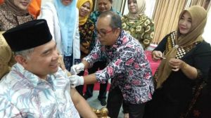 Fasha Akan Evaluasi Kepala Sekolah Yang Tak Laksanakan Vaksin MR