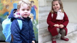 Pangeran George  dan Putri Charlotte Suka Membaca, Ini Buku Favorit Mereka