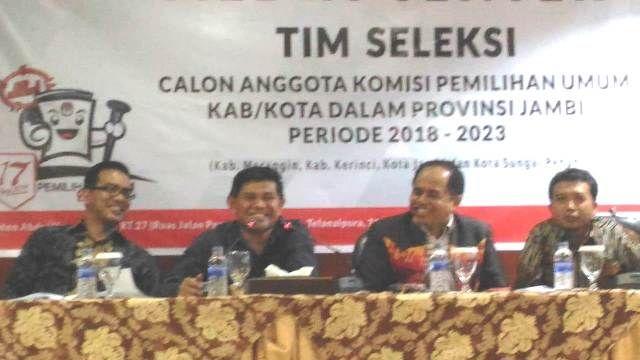 Seleksi Tertulis Calon Komisioner KPU Pakai Sistem CAT, Langsung Saring Jadi 25 Peserta