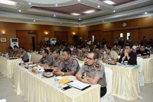 Ribuan Personil Polda Jambi Termasuk TNI, akan Diterjunkan dalam Pengamanan Pemilu 2019