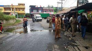 Warga Keluhkan Genangan Air di Jerambah Bolong, Komisi III dan Dinas PUPR Kota Jambi ke Lokasi