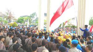 Mars Yaa Lal Wathon Berkumandang di DPRD Provinsi Jambi