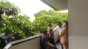 Tiba di Pengadilan Tipikor Jakarta, Erwan dan Supriyono Sarapan di Kantin