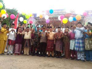 TIm Kampanye Jambi Deklarasi Damai Hadapi Pemilu 2019