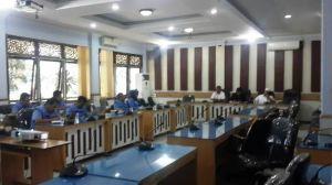 Bahas Kenaikan Tarif di DPRD Kota Jambi, Faruk: Ini Hanya Pemberitahuan Saja