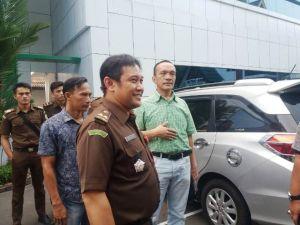 Kasus Pipanisasi di Tanjabbar, Mantan Kadis PU Hendri Sastra Ditahan