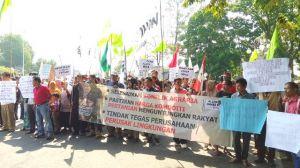 Aliansi Petani Jambi Berdaulat Gelar Aksi, Ini Tuntutannya