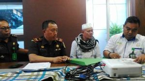 Ditangkap Pulang Haji, Jamrus: Saya Bersyukur Diberikan Kesempatan Haji