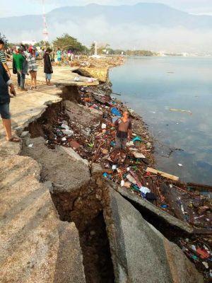 BNBP: Satu dari 120 Korban Gempa dari Warga Asing Ditemukan