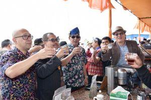 Festival 1000 Kopi Kerinci di Kayu Aro, Sekda: Kopi Jambi Untuk Dunia