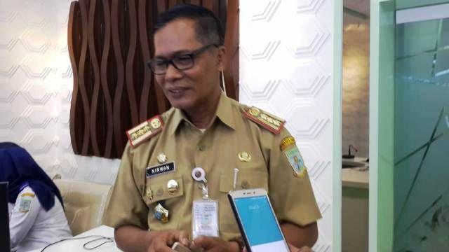 Kepala Dinas Kominfo Kota Jambi Nirwan