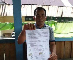 Diduga Tiduri Istri Kades, Oknum Polisi  di Polsek Rantau Pandan Dilaporkan ke Propam