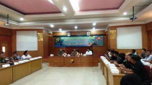 Jelang Pemilu 2019, Kapolda dan Danrem Ajak Media Tetap Netral