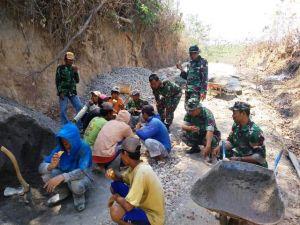 TMMD Rekatkan TNI dengan Rakyat