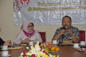 Rahima: Kita Belajar Banyak dari Dekranasda Jawa Tengah