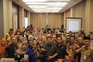 SAH: Perlu Gerakan Bersama Majukan Literasi