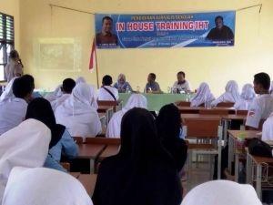 Hindari Hoax, Polres Tanjabtim Ajak Pelajar SMAN 5 Bijak Bermedsos