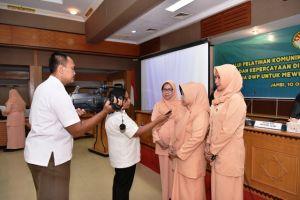 DWP Setda Provinsi Jambi Selenggarakan Pelatihan Komunikasi Efektif