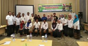 Desiminasi Peta Potensi Produksi Pangan, Amir Hasbi Berharap Bisa Inventarisir Potensi Pangan Daerah